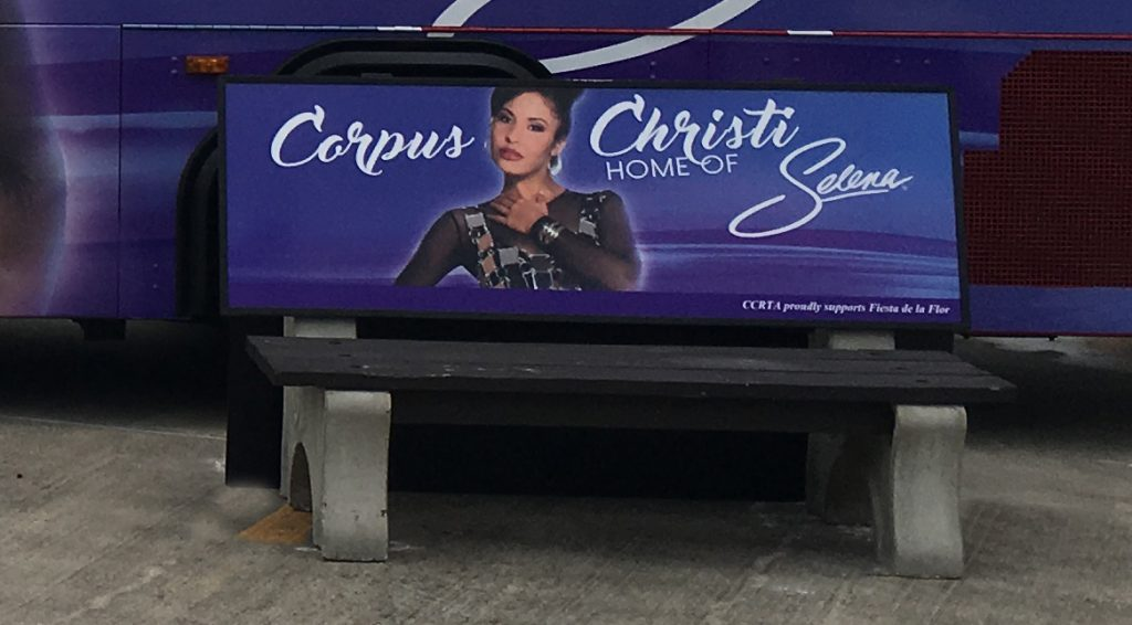 selena-bench-iconic-sign