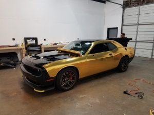 Gold Charger WRap 2