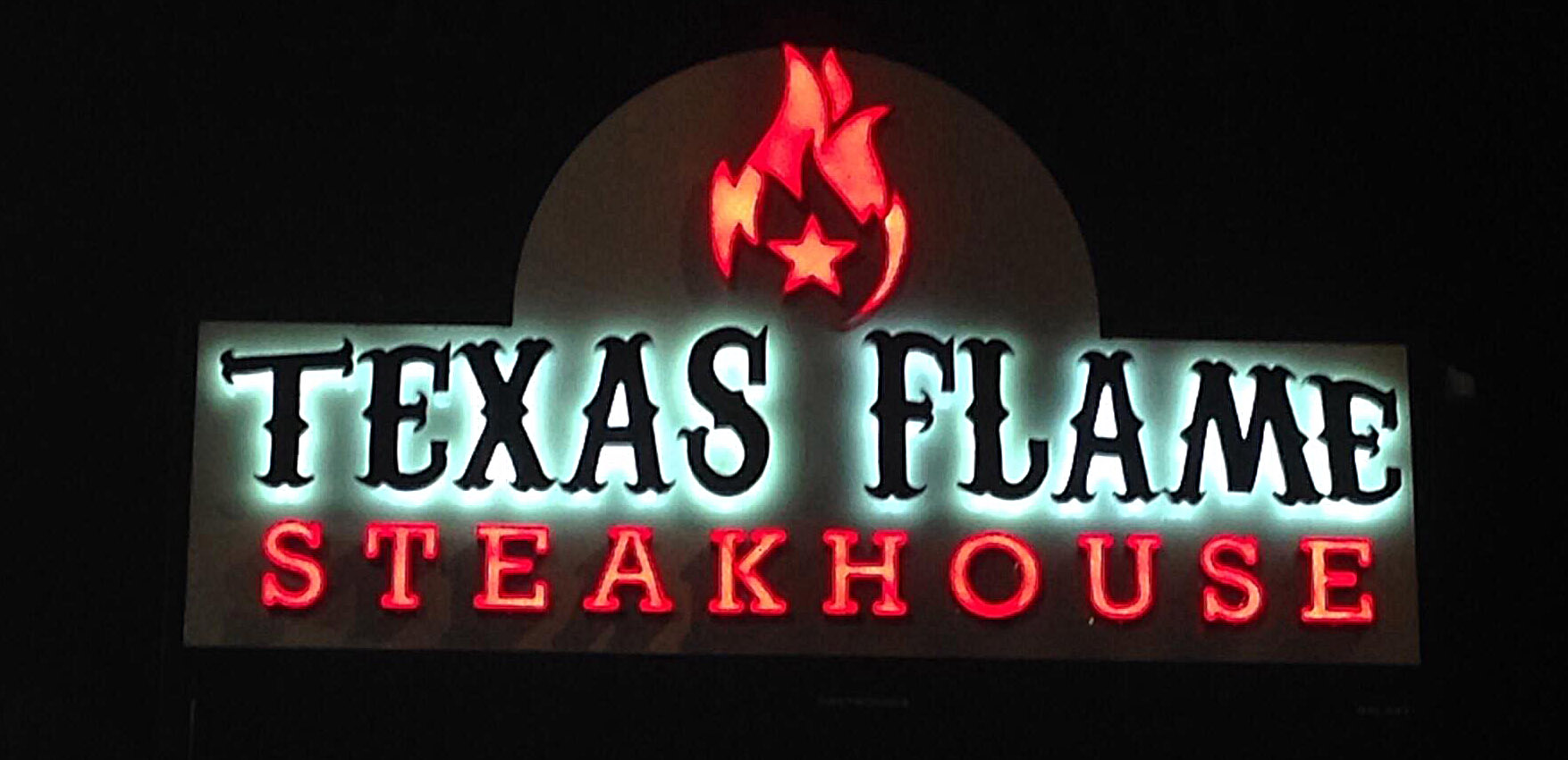 texas flame steak house